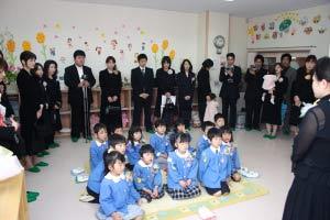 次男卒園式09