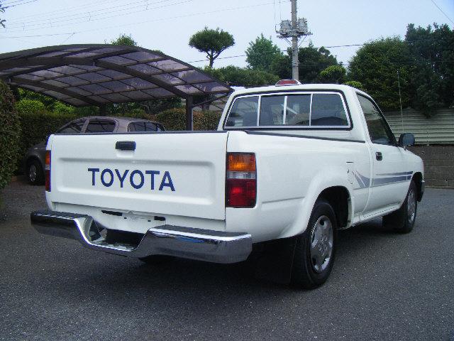undergorund auto custom 1994 toyota pickup reg cab short bed 1 580 000. Black Bedroom Furniture Sets. Home Design Ideas