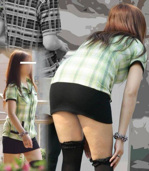 メスザルの発情を思わせるタイトスカートヒップエロ画像!もうチンポ受け入れOKかなwww