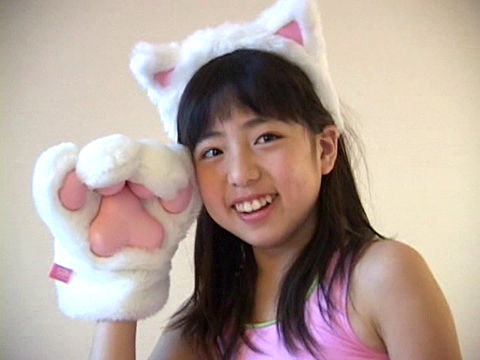 【U15】ジュニアアイドル・あやちゃんの「あや 12歳 小学6年生」