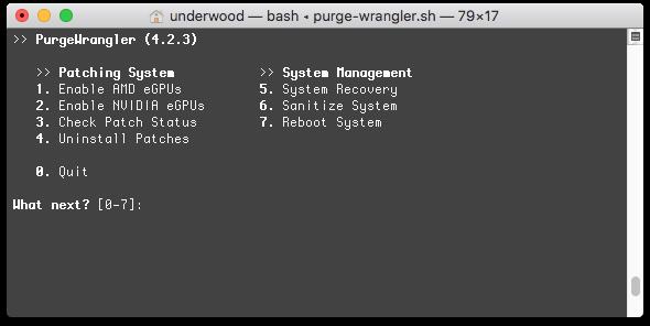 purgewrangler_menu
