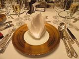 帝国ホテルで結婚披露宴