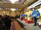 高橋誠一・三光ソフランHD社長の叙勲受賞祝賀会
