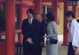 秋篠宮殿下が大宮へ2