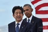 安倍首相とオバマ米大統領
