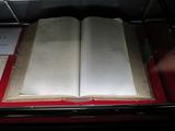 日本初の複式簿記の帳簿