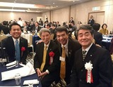 新藤享弘元市長と伊藤大宮区長と