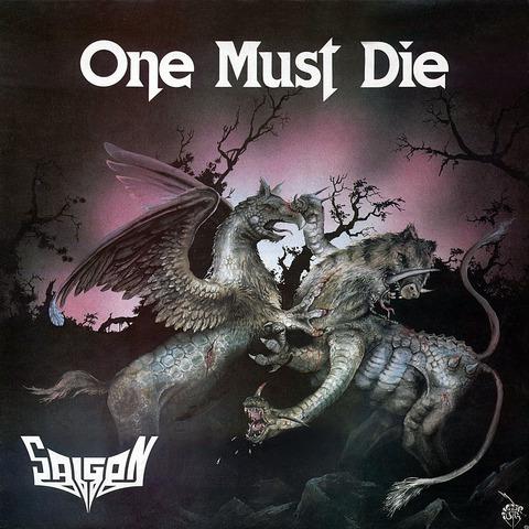 Saigon - One Must Die [Front] (1)