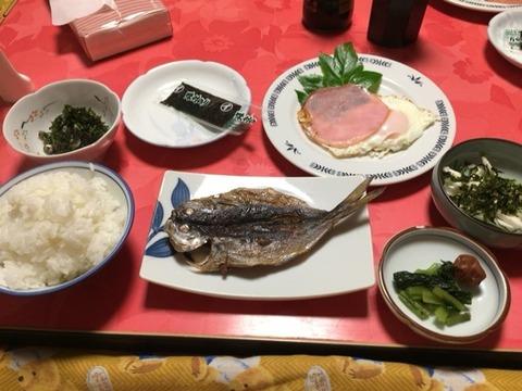 式根島 民宿(鈴豊)10