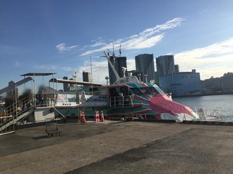 高速ジェット船 12