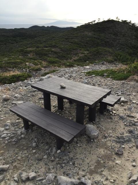 式根島 神引展望台 3