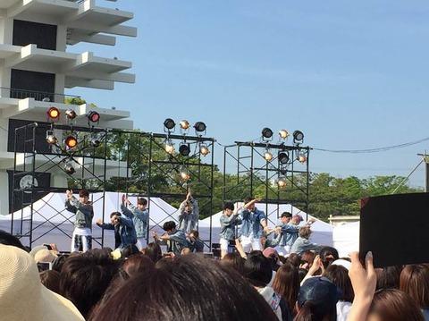 肉フェス 駒沢公園 2