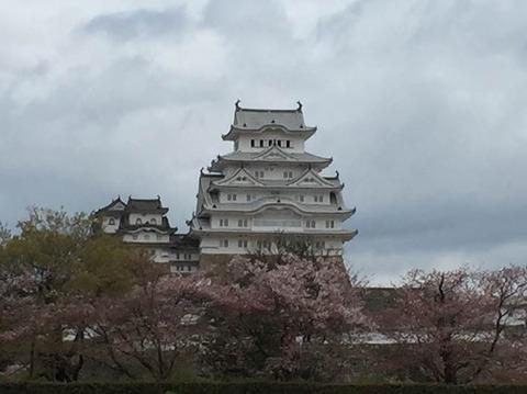 姫路城&姫っ娘