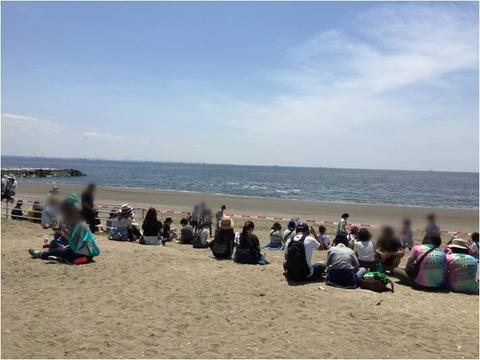 JAPAN JAM BEACH 2015 ②-4