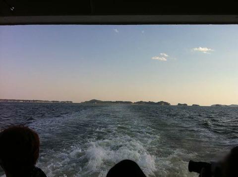 松島クルーズ 10