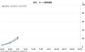 corn_成熟全米