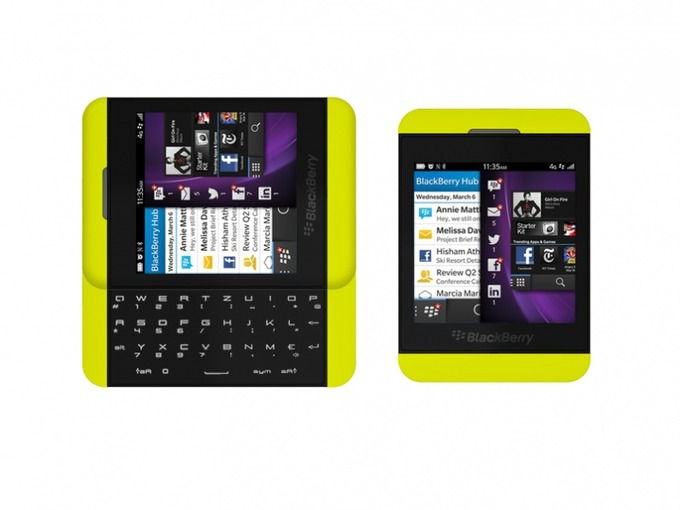 BlackBerry Q15