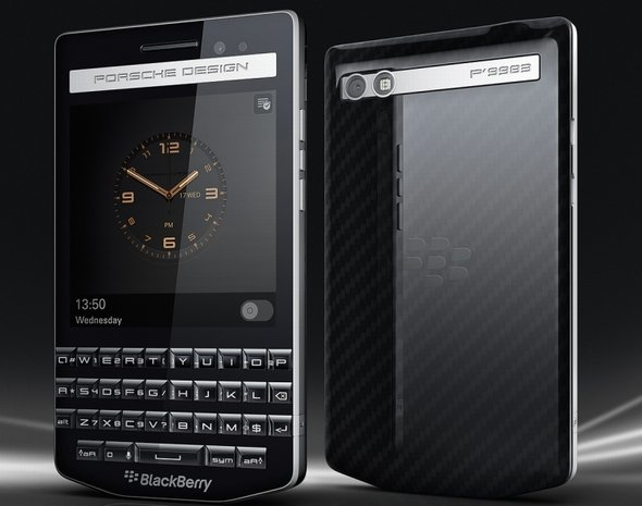 BlackBerry P'9983