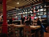 グラシア通りのレストラン