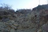 三ノ塔〜烏尾山の鎖場