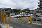 大倉の駐車場