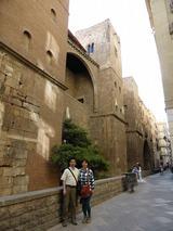 古代ローマ時代の遺跡もあります