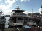 ジナの乗っていた遊覧船