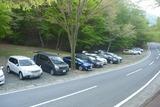 向かい側の駐車スペース