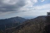 大山がきれいに見えます