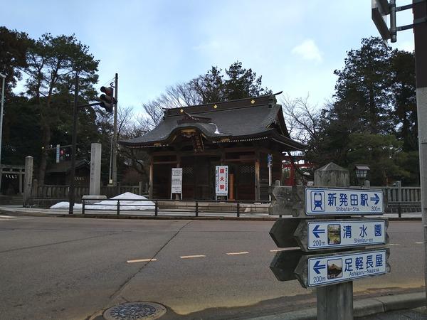 諏訪神社①