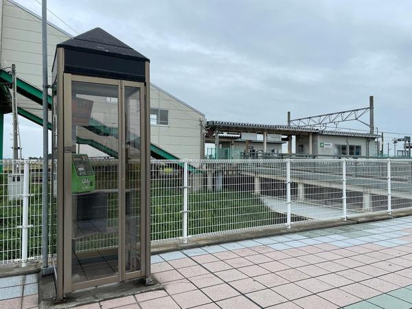 002 西新発田駅