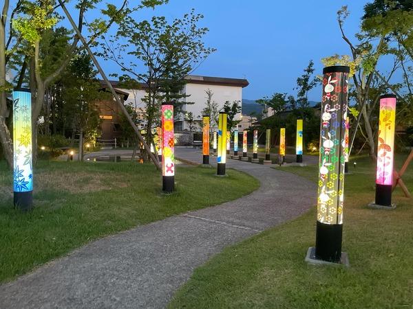 月あかりの庭 (2)