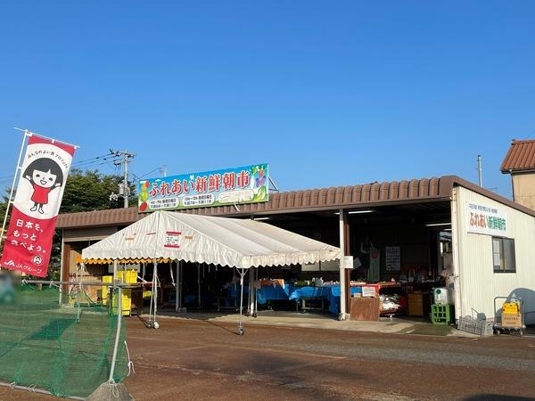 加治川支店ふれあい市 (2)