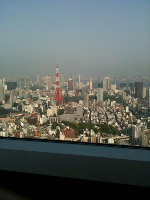 東京タワーと税理士