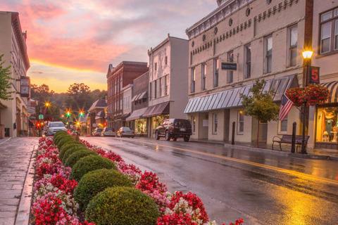 Lewisburg west virginia