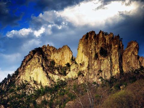 seneca rocks state park