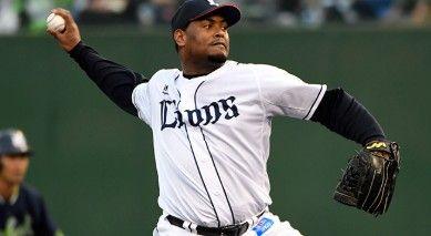 【西武】カスティーヨが4回に危険球退場・・・