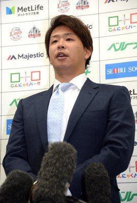 【朗報】浅村さん、西武にはちゃんと自分から連絡していた