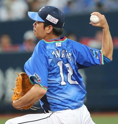 多和田真三郎(25) 防御率4.35 12勝5敗