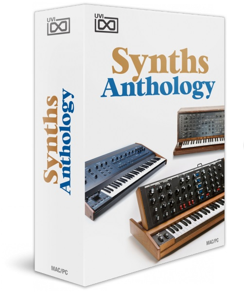 synthsAnthology