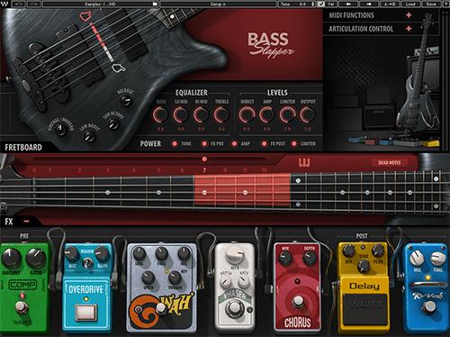 bass-slapper