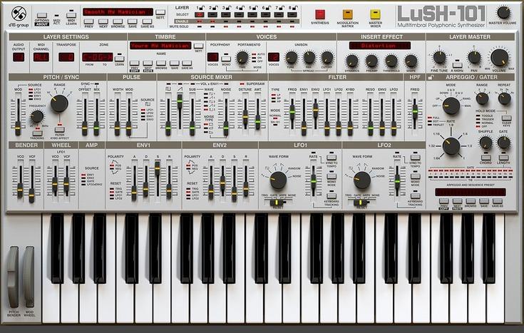 Lush-101