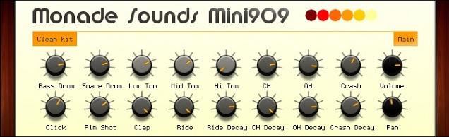 mini909