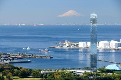 chiba-port-tower-to-fuji-photo-by-torusakakura