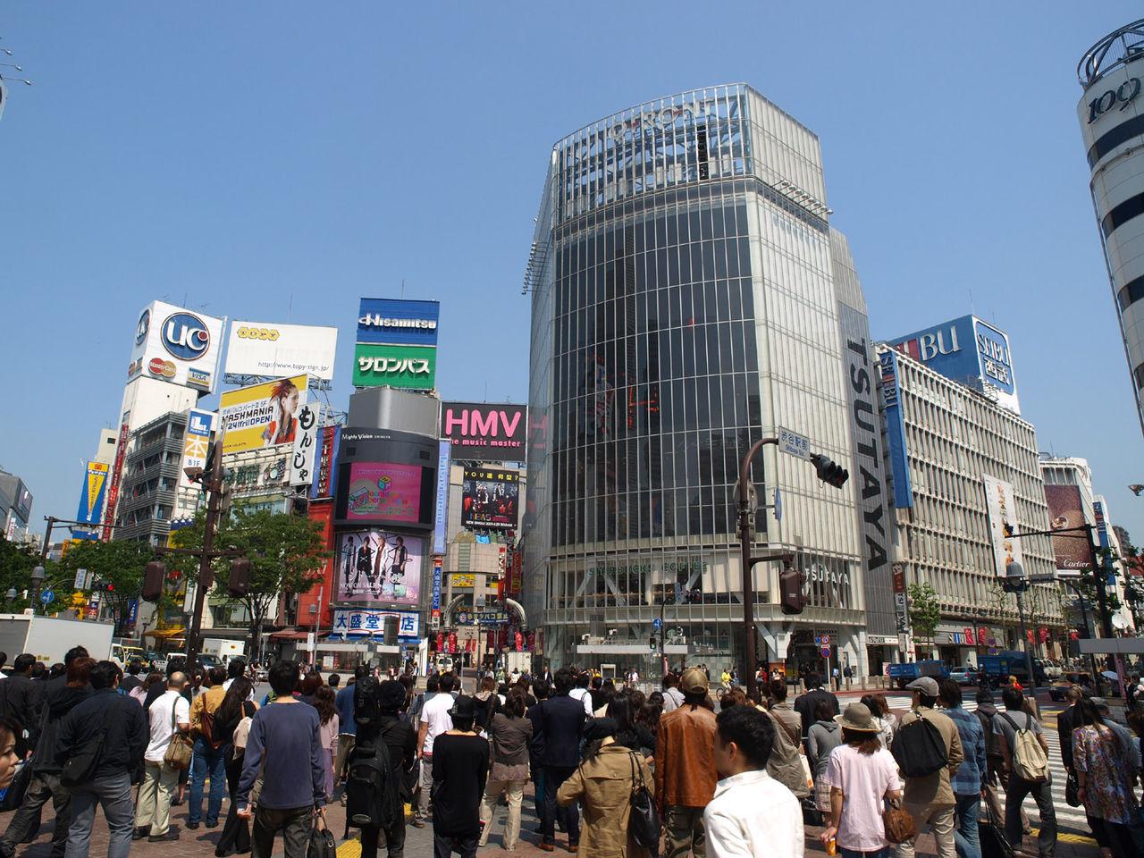 HMVが5年ぶりに渋谷に復活(HMV渋谷店の思い出) : 知られざる佳曲