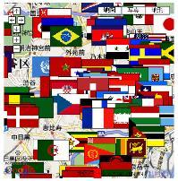 東京大使館マップ