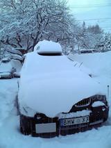 雪まみれ2