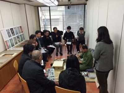 2015 武蔵野芸大見学会