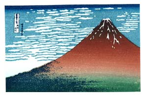 赤富士カード