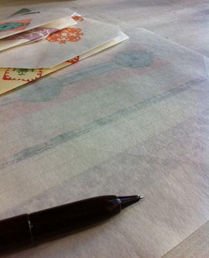 折り型封筒海路2